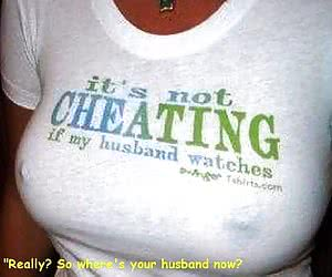 Cheating Sluts Captions