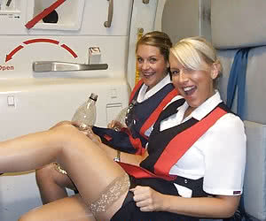 Category: hostess and stewardesses