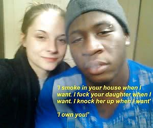 Interracial Captions