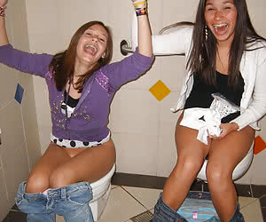 Potty Girls