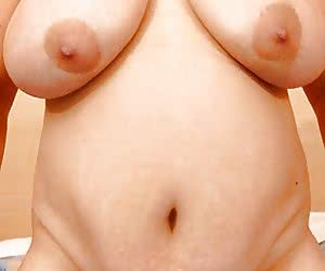 Ugly Floppy Lopsided Boobs