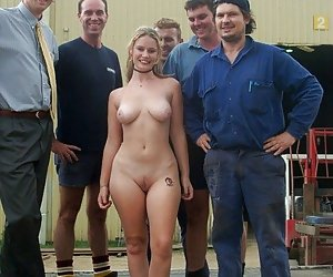 Category: only one naked
